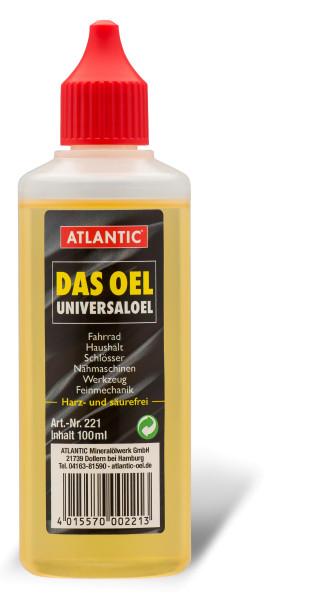 DAS OEL - Universaloel / Fahrrad- und Haushaltsoel